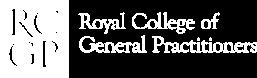 Rcgp Logo White